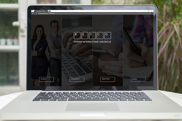 REYCO - strony www i aplikacje website